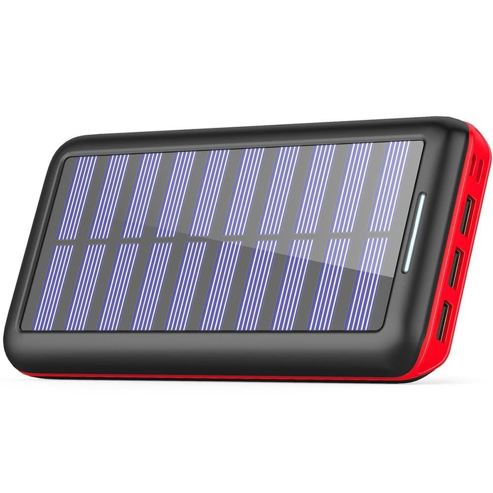 Recharger Lampe Solaire Sans Soleil meilleur chargeur solaire : comparatif - test & avis (2018)