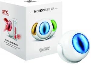 capteur de mouvement pour box domotique