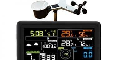 station météo professionnelle