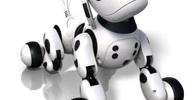 meilleur chien robot