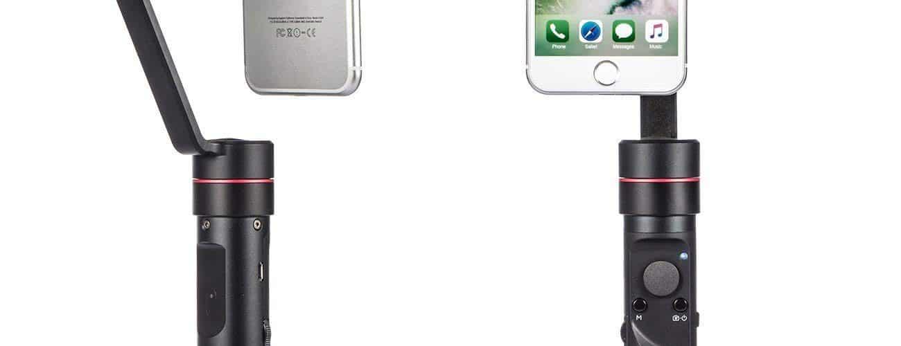 meilleur stabilisateur pour smartphone