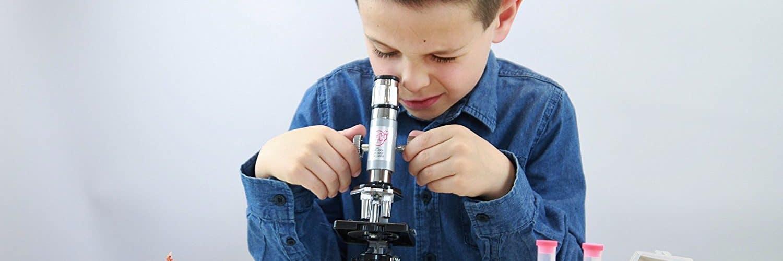 meilleur microscope pour enfant