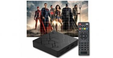 Meilleure IPTV Box Androïd