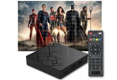 Meilleure IPTV Box Androïd