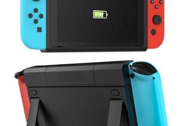 meilleure batterie externe pour Nintendo switc
