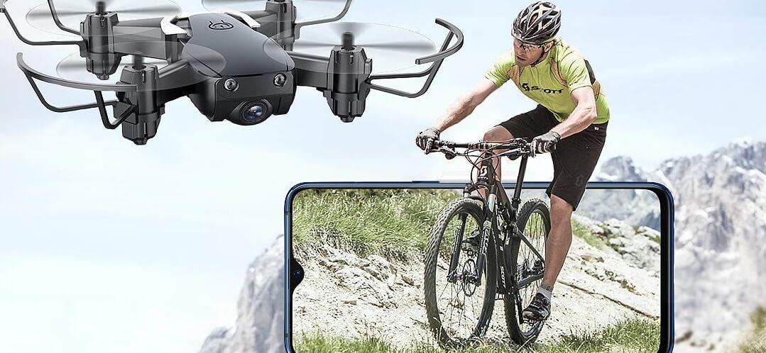 meilleur drone avec caméra HD