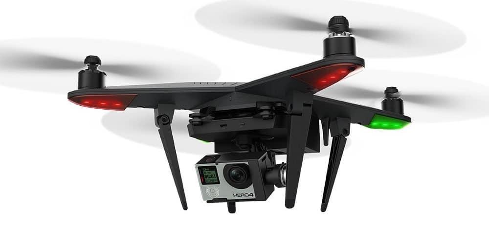 meilleur drone pour GoPro