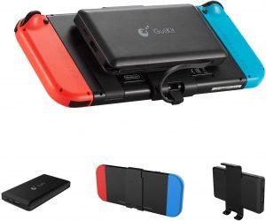 Batterie externe Nintendo Switch GuliKit