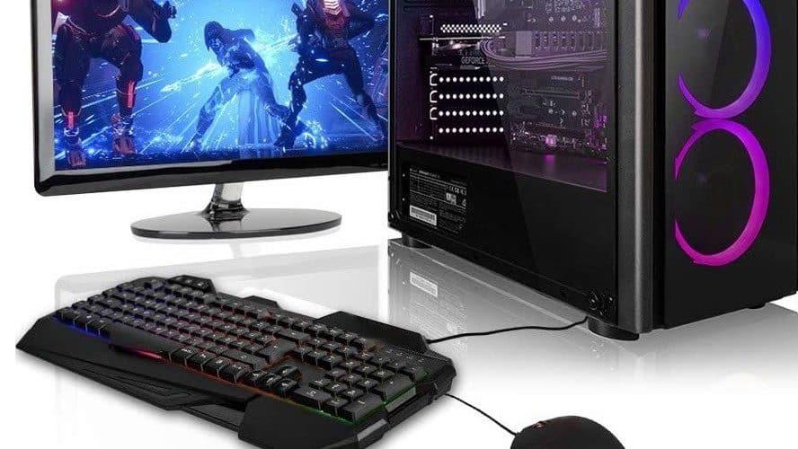 meilleur pack PC gamer