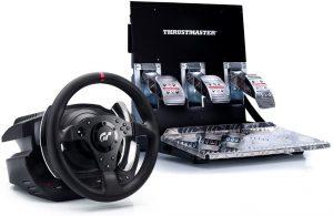 Avis Thrustmaster T500RS Volant et pédalier compatible avec PS3 et PC