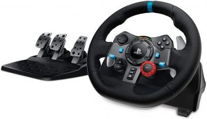 Avis volant de course Logitech G29 Driving Force