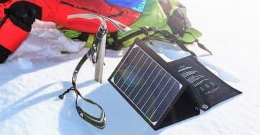 meilleur chargeur solaire pour portable