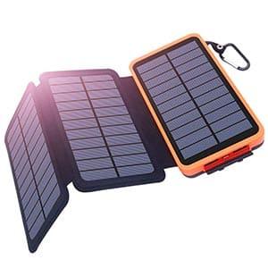 chargeur solaire pour portable de la marque Oxsaytee