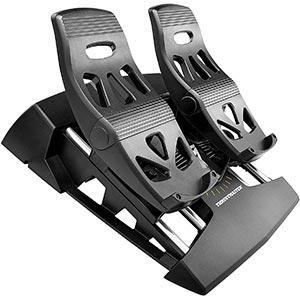 le palonnier ergonomique de la marque Thrustmaster