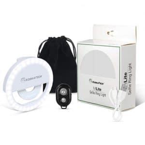 anneau lumineux MiLite de la marque KobraTech