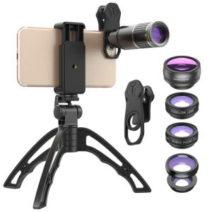 kit d'appareil photo pour Smartphone de la marque Qianggao