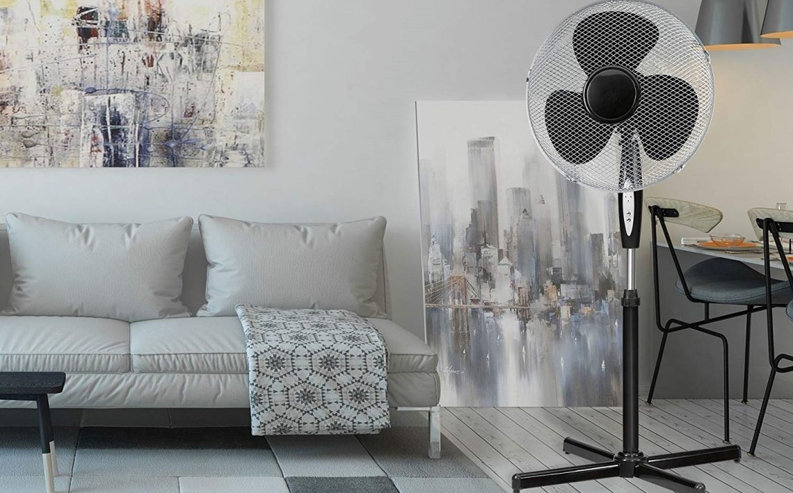 Meilleur ventilateur sur pied