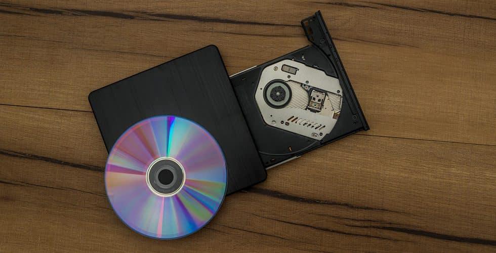 meilleur graveur CD