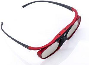 lunettes 3D RF Pro Scarlet Heaven de Hi-SHOCK
