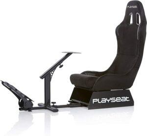 Le siège baquet pour simulation de sport automobile Alcantara de Playseat