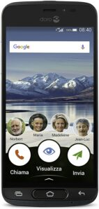Smartphone débloqué Doro 8040
