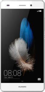 Smartphone débloqué Huawei P8 Lite