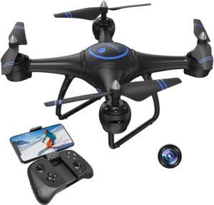 Meilleur drone camera HD_Akaso A31