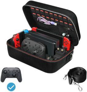 sacoche de transport pour Nintendo Switch de iVoler