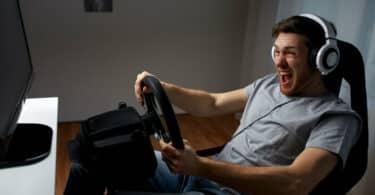 Simulateur de conduite dans les jeux vidéo